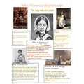 Amber's Florence Nightingale Poster