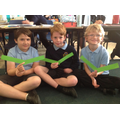We know what an obtuse angle looks like!