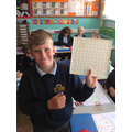 Making 2D shapes on Geoboards