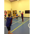 We created ' Diagonal ball' - a new exciting game.