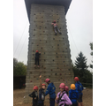 Miss Wallace's group climbing 6