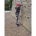Mrs Tarling's group - Climbing 3