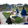 Practising Stopping Safely