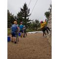 Mrs Tarling's group - Climbing 2
