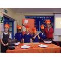 The Orange Team