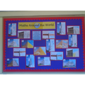 Y1 - Maths Around the World 2018