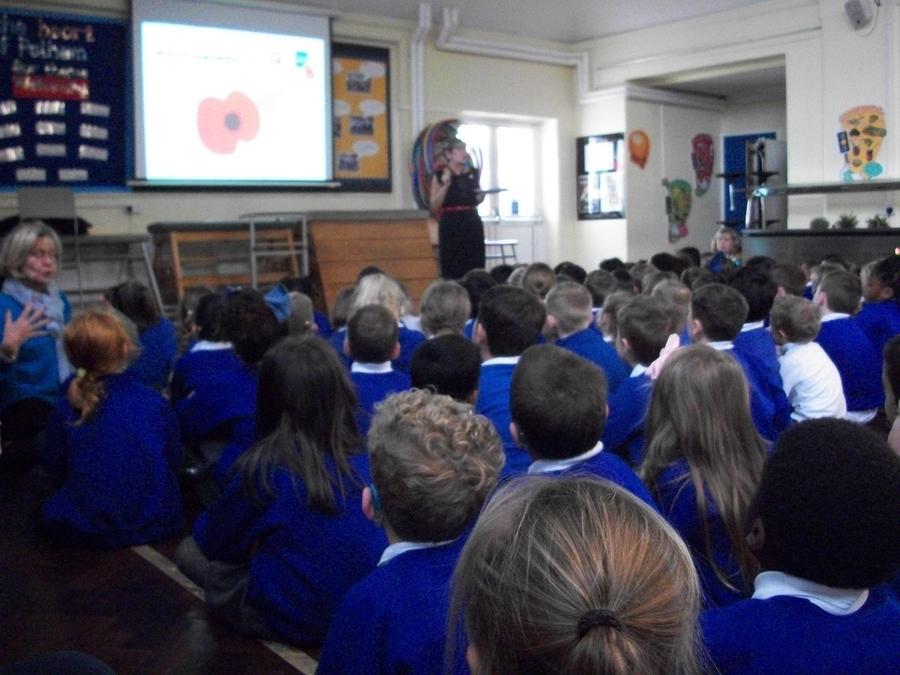 Poppy Appeal Assembly