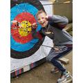 Bulls Eye! Archery!