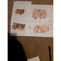 fab fire engines from children in school