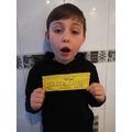 Ethan - Golden Ticket