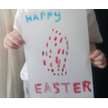 Thomas' Easter Poster