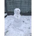 THE CREEPIEST ONE: Izaak's Snowman