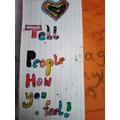Teagan's mental health awareness