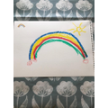 Ava's rainbow