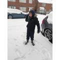 Ethan - Snowball