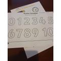 Francheska's number formation