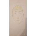 Cory's fantastic self-portrait!