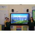 Powerpoint presentations on different biomes.
