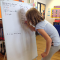 Creating a text map of a set of instructions.