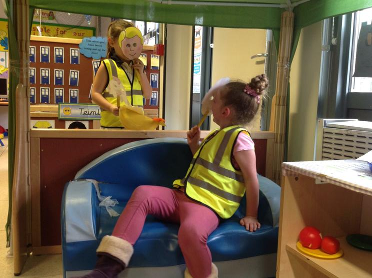 Role Play -acting out stories