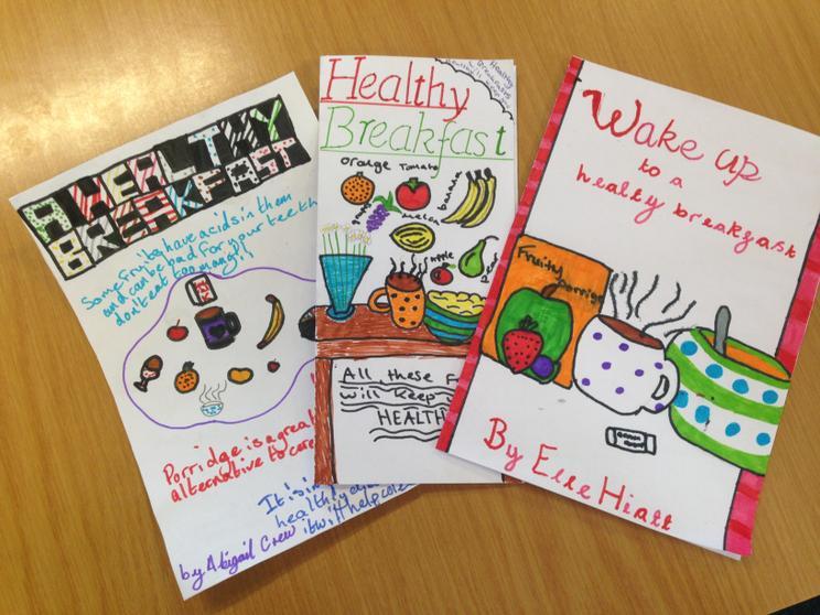 Healthy Breakfast Leaflet