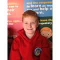 Lewis Year 6 Super Ambassador