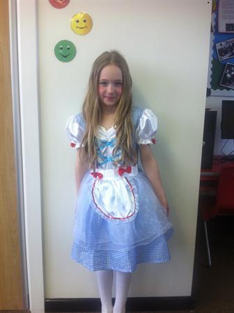 Olivia in Wonderland