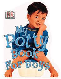 My Potty Book: For Boys