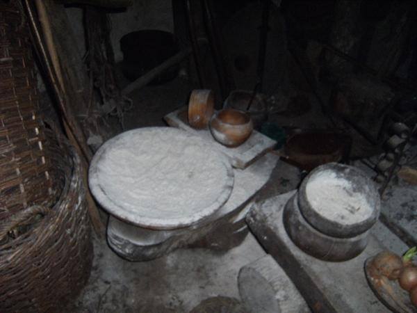 Home ground flour