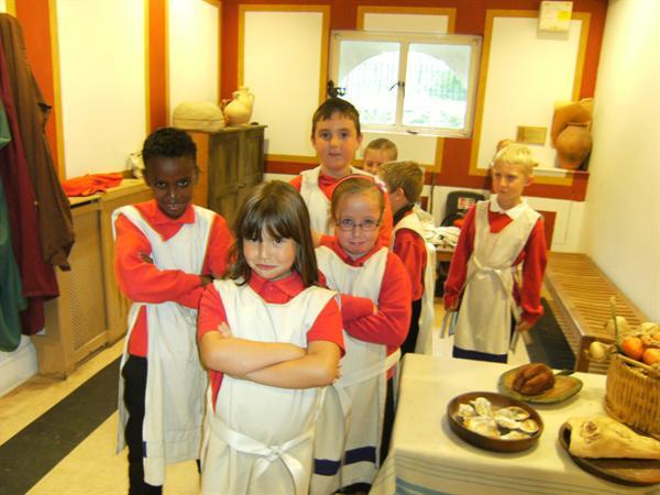 At a Roman Feast