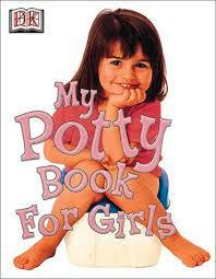 My Potty Book: For Girls