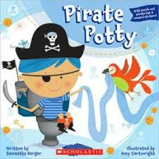 Princess Potty and Pirate Potty by Samantha Berger