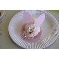 Rabbit Cup Cake