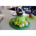 Lamb Cup Cake