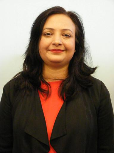 Mrs Bhardwaj - Year 5 Teacher