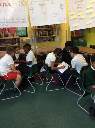 Being open minded in Year 5 P4C sessions: