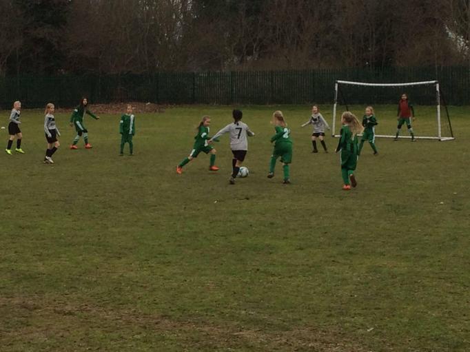 Children being excellent team players: