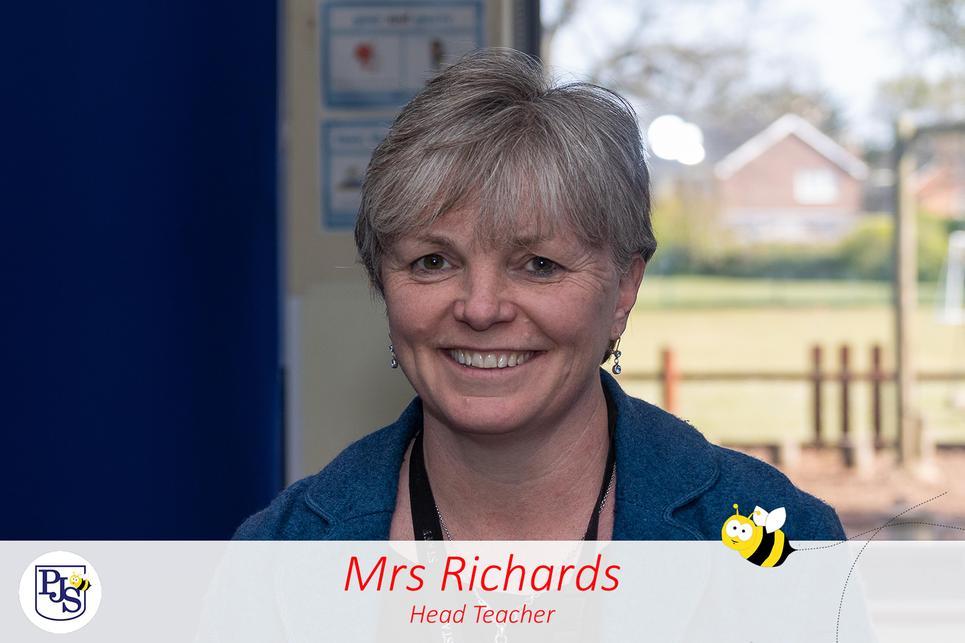 Mrs Richards - Headteacher