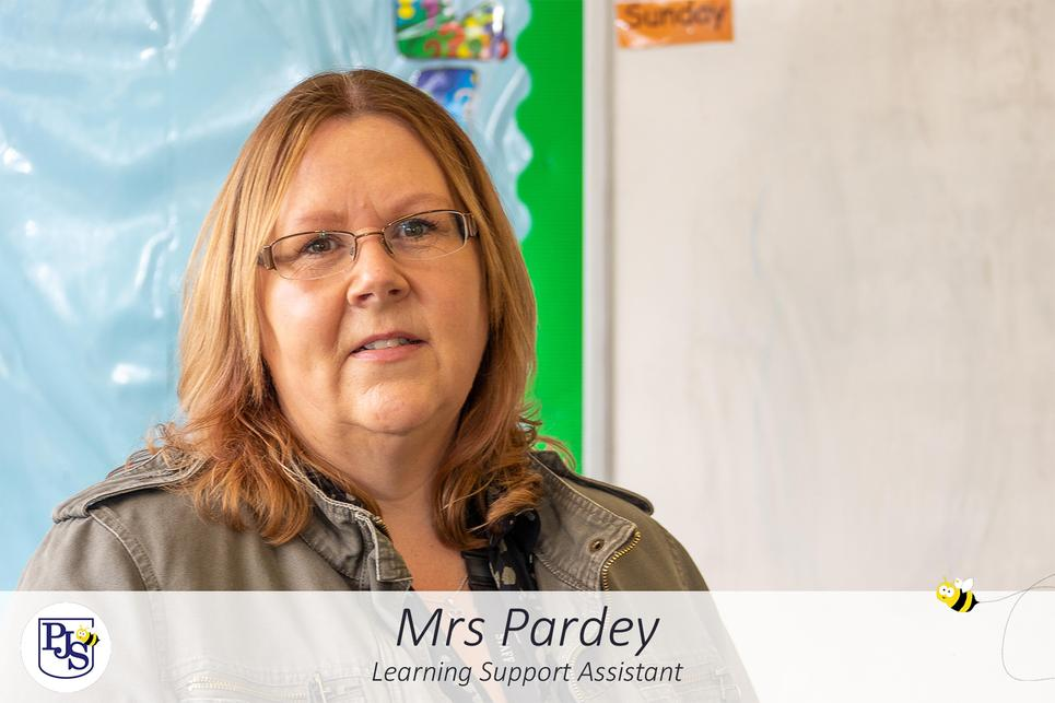Mrs Pardey