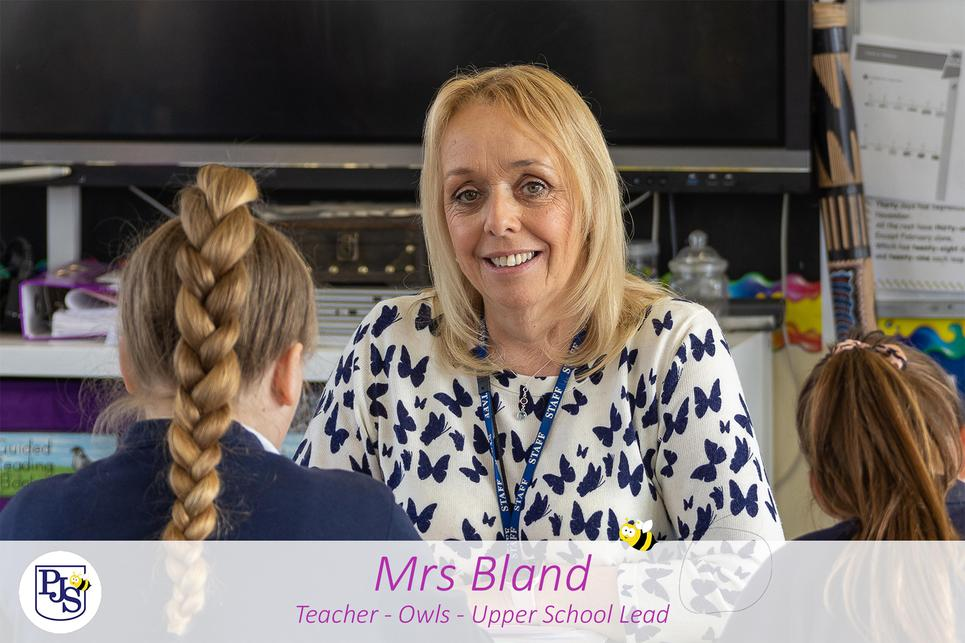 Mrs Bland (was Mrs Campbell)