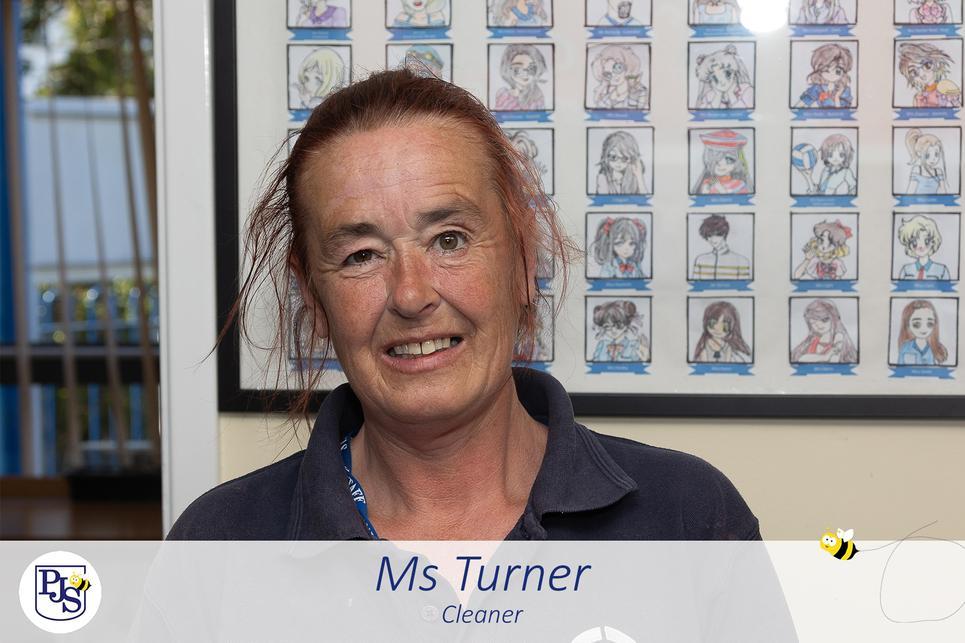 Ms Turner
