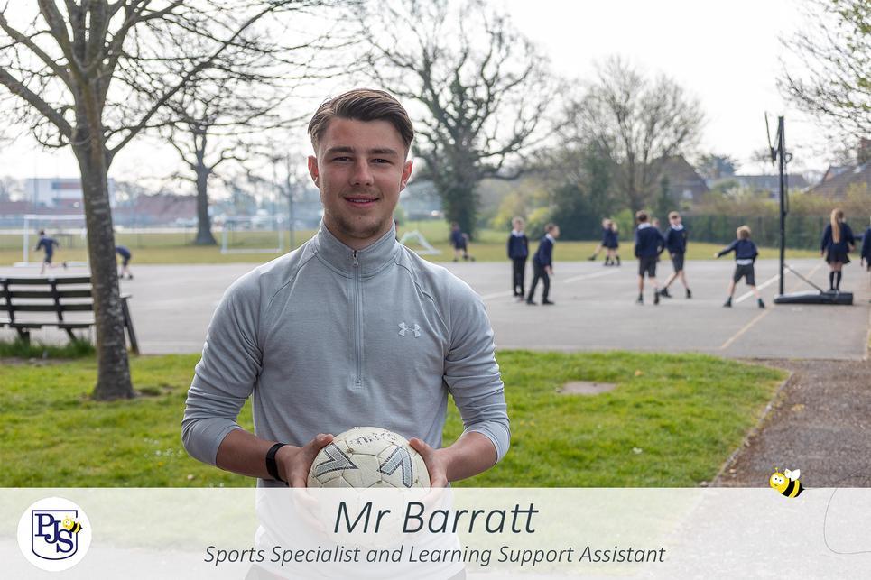 Mr Barratt