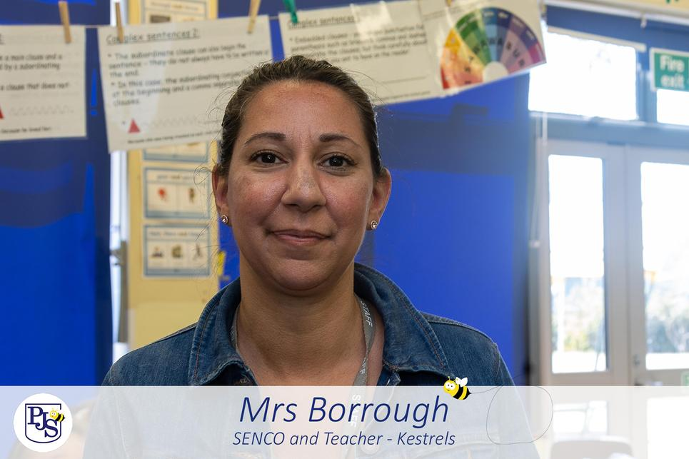 Mrs Borough