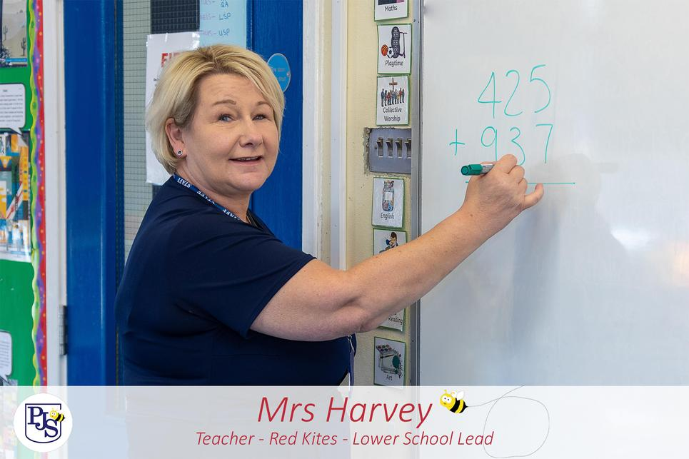 Mrs Harvey