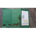Oskar's Rainforest Leaflet