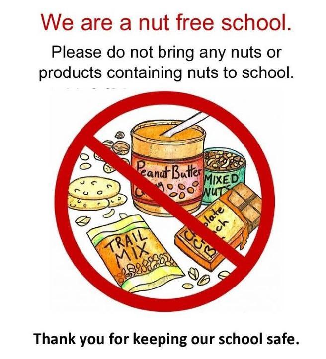 Nut Free School