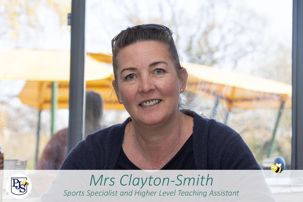 Mrs Clayton Smith