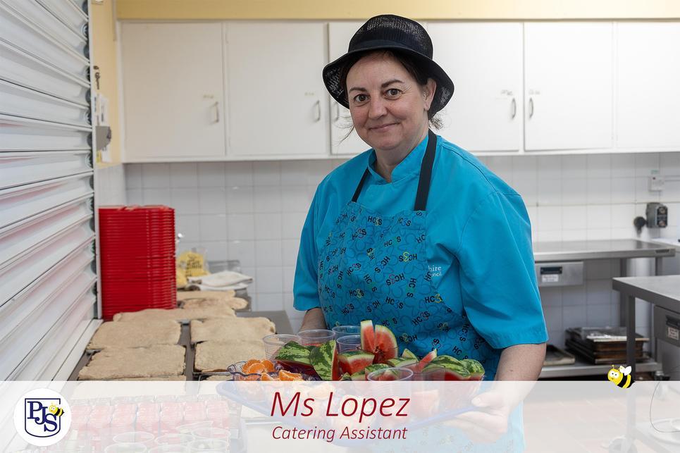 Ms Lopez