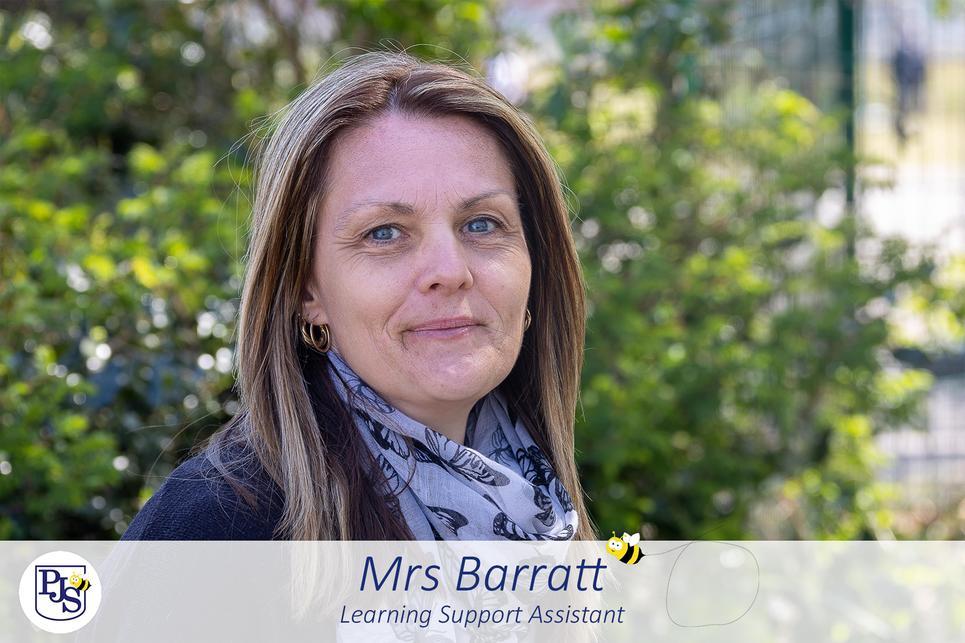 Mrs Barratt