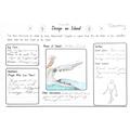 Hayden's design an island reading work
